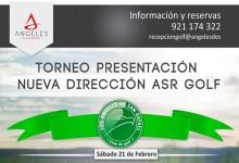 Los Ángeles de San Rafael celebra este sábado su Torneo Presentación Nueva Dirección ASR Golf