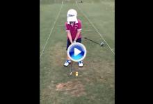 Con solo 7 años, DJ Henry se atreve con los Trick Shots. Incluye toma falsa (VÍDEO)