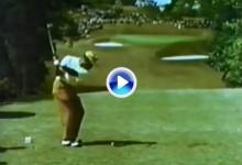 Así era el swing de Charlie Sifford, primer jugador negro del PGA Tour fallecido este martes (VÍDEO)