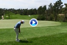 """The Art of the Flop Shot"", te lo exlica Gregory Havret de la forma más sencilla"