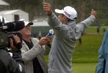 James Hahn hace suyo el cuento de la Cenicienta. De vendedor de zapatos a ganar en el PGA Tour