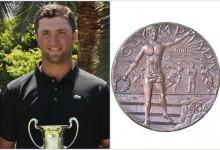 Jon Rahm, nuestro Jon Rahm y el otro John Rahm, americano, también golfista y olímpico
