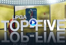 Estos fueron los cinco mejores golpes de la semana en el Pure Silk-Bahamas LPGA Classic (VÍDEO)