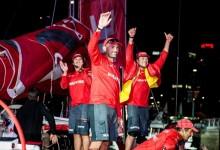 El MAPFRE español gana la durísima etapa 4 de la Volvo Ocean Race