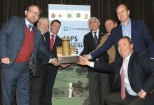 El Alps de las Castillas se presenta oficialmente en Golf Valdeluz con todo el apoyo institucional