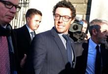 La apertura del juicio entre McIlroy y Horizont Sports comienza con un aplazamiento