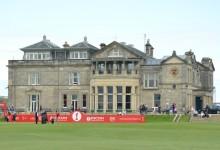 El Old Course de St. Andrews acogerá en 2018 por primera vez en la historia el Senior British Open