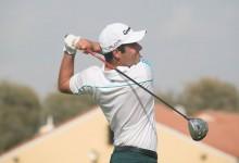 Otaegui da otra lección de golf en Dinamarca y ya es 2º. El español, a por su 1ª victoria en el circuito