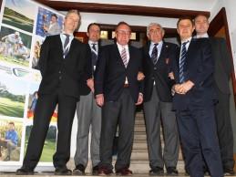 El Comité de Evaluación de Costa Brava-Barcelona 2022 visita PGA Catalunya Resort