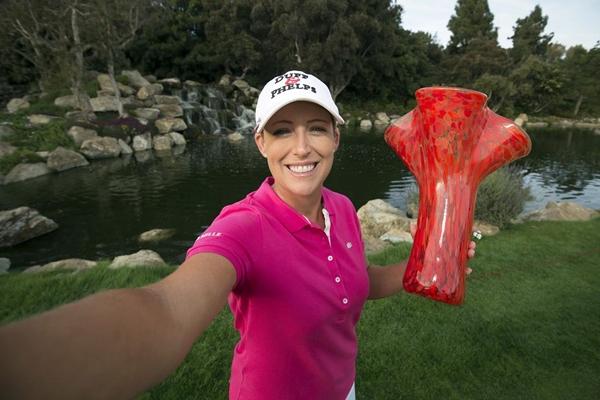 Cristie Kerr ganadora en el KIA Classic
