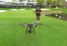 Augusta será una zona libre de drones durante la disputa del Masters (Incluye VÍDEO)