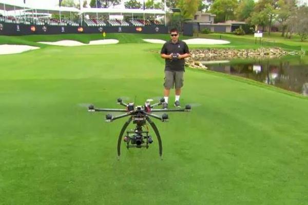 Drone Arnold Palmer