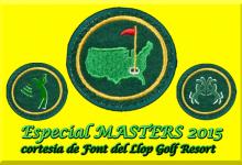 Masters de Augusta: OpenGolf y Font del Llop, la mejor alianza para seguir el primer Grande del año