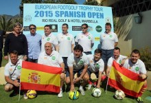 Río Real acogió el primer gran evento del European Footgolf Trophy Tour 2015