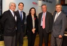 La Federación de Golf de Madrid impulsa la puesta en marcha de la Plataforma Turística de Golf