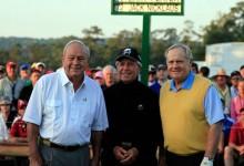 """Arnold Palmer hará """"lo que sea"""" para recuperarse a tiempo y dar el golpe de salida en Augusta"""