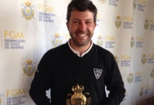 Ismael del Castillo gana en casa su vigésimo título en el Circuito de Madrid de Profesionales