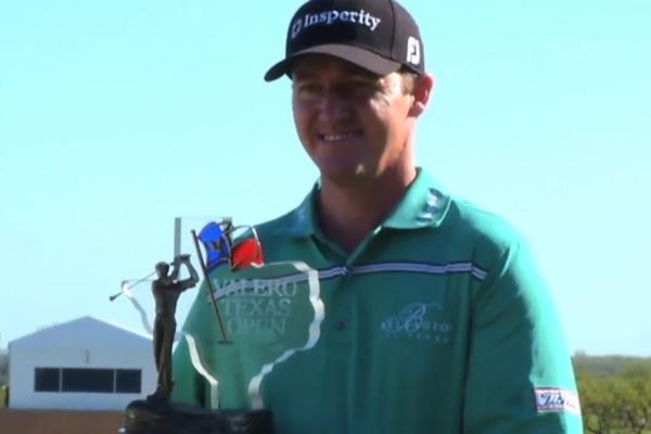 Jimmy Walker ganador del Texas Open