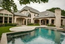 Aquí está la nueva e imponente casa (2.300.000 dólares) de Jordan Spieth (VER Galería de FOTOS)