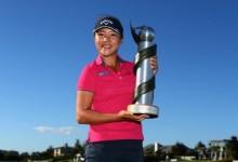 Lydia Ko no da tregua y vuelve a imponer su ley en Nueva Zelanda. Gran 6º puesto de Marta Sanz