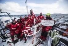 """El MAPFRE dobla Cabo de Hornos. Iker Martínez: """"podemos aspirar a todo"""""""