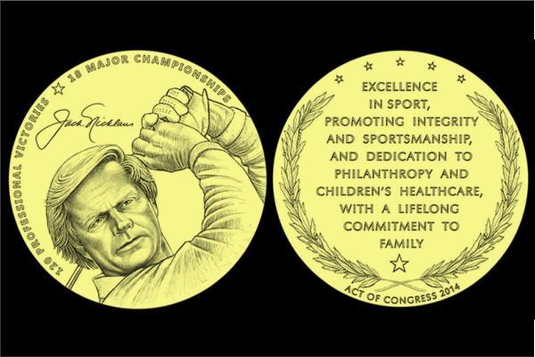 Seis estrellas, un lema y el recuerdo de sus victorias en la medalla de Nickalus