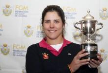 Natalia Escuriola, Campeona del Abierto de Madrid: «A finales de año me haré profesional»