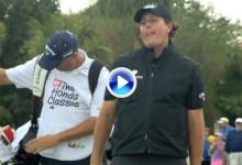 Lefty, Poulter, Harrington y Berger protagonizan los mejores golpes de la semana (VÍDEO)