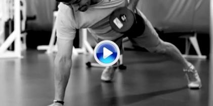 Rory McIlroy: Así es el duro entrenamiento de un número uno mundial (VÍDEO)
