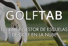GolfTab el primer gestor de escuelas de golf. El sistema auna a escuelas, profesores y jugadores