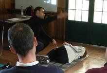 Jornada de chequeo físico en la Escuela de Golf Los Ángeles de San Rafael a cargo de Marco Fernández
