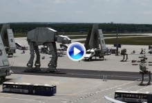 La Fuerza se adentra en el aeropuerto Seve Ballesteros gracias a 'Postureo Cántabro' (VÍDEO)