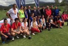 La alicantina Silvia Bañón y el castellonense Rafa Culla conquistan el Camp. de España Universitario
