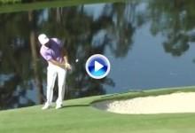 Tiger, el eagle de Rory y el socket de Simpson entre los mejores VINES del sábado en el Masters (VÍDEO)