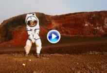 Jocelyn Dunn, la científica de la NASA que reprodujo cómo sería un golpe en Marte (VÍDEO)