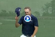The Masters: Resumen de los mejores golpes en la cuatro jornadas. Para guardar (VÍDEO)