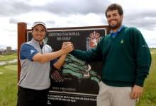 Jordi García del Moral y Gonzalo Gancedo sacan su billete para jugar el Open de España 2015