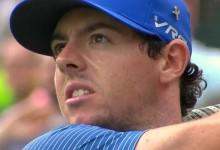 McIlroy se cita con la historia en Augusta: podría ser el primer europeo en completar el Grand Slam
