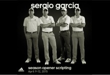 Con estos colores vestirá Sergio García durante toda la semana del Masters