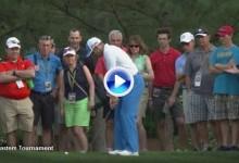 García, Kuchar y las pifias de Crane y Tiger entre los mejores VINES del jueves en el Masters (VÍDEO)