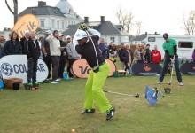 Maurice Allen se adjudica el primer torneo del Volvik LDET, el circuito de los bombarderos