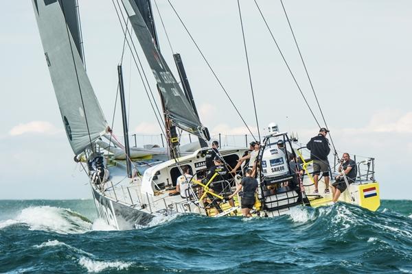 Volvo Ocean Race: «La competición comienza ahora»