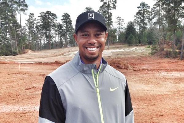 Tiger Woods Foto @TigerWoods