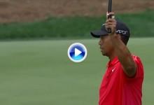 Spieth, el percance de Tiger y Walker entre los mejores VINES del domingo en el Masters (VÍDEO)