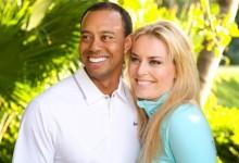 """Lindsey Vonn afirma que Tiger es """"un padrazo"""" y que está """"encantada"""" de formar parte de su vida"""