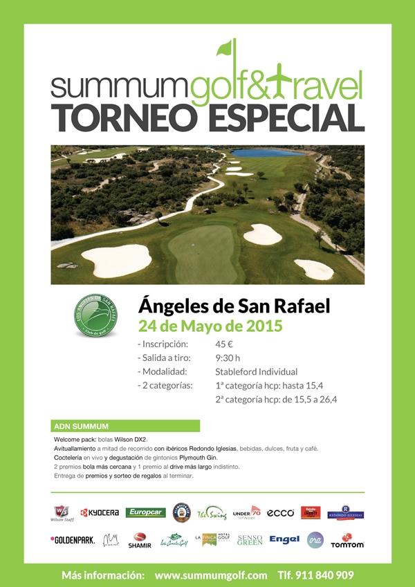 Ángeles San Rafael Summun Golf Travel 2