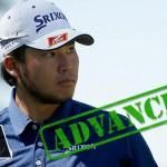 16 Hideki Matsuyama