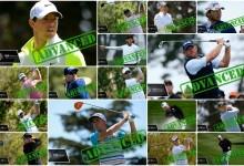 Los 16 jugadores de octavos en imágenes (Galería de fotos, emparejamientos y horarios de salida)