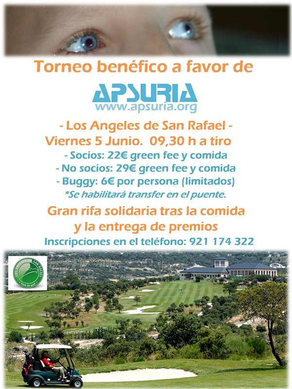 ASR Golf Benefico Apsuria 2