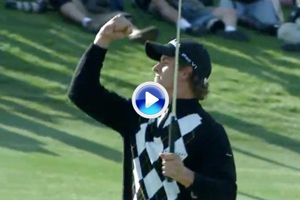 No se pierda los diez mejores golpes en la historia del Byron Nelson del PGA Tour (VÍDEO)